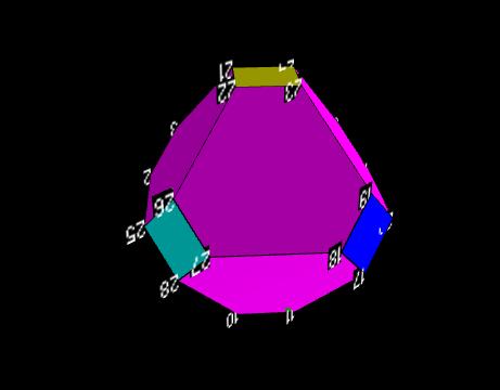 "A21 CubeOctahedron ""Dual"""