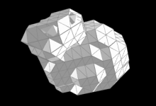 A24 Voxel to Marching Cubes (Surface Again)